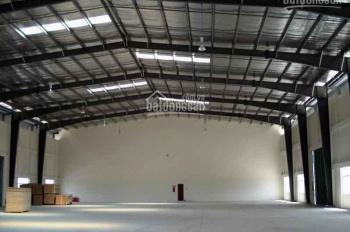 Cần cho thuê xưởng mặt tiền DT-747B gần kcn Nam Tân Uyên