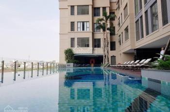Cần tiền bán lỗ căn hộ 2PN (75m2) The Tresor,2PN 75 m2, giá chỉ: 4.5 tỷ (tầng cao) LH: 0947038118