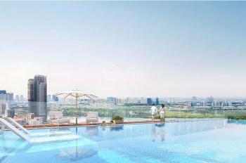 Cần bán gấp căn hộ cao cấp Millennium 132 Bến Vân Đồn, 2PN 74 m2, full nội thất, giá: 4.7 tỷ