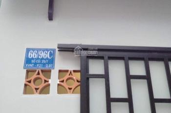 Cần bán nhà hẻm 1 đường xô viết nghệ tĩnh,phường 26 quận Bình thạnh giá 1ty2 liên hệ : 0934871694