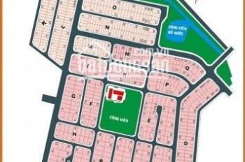 Chính chủ cần bán nền biệt thự Villa Thủ Thiêm Q2, DT 10x23m, giá 64,tr/m2 đối diện công viên