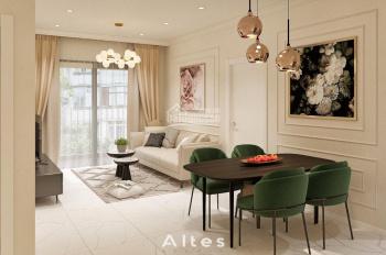 Chuyên cho thuê căn hộ Hà Đô Centrosa các loại giá tốt nhất - căn 106m2 2PN + 19tr/th, 0942.17.8797