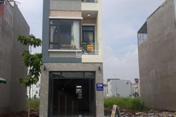 Nhà bán 2 lầu 1 trệt phường Bình An, Dĩ An, hổ trợ vay vốn ngân hàng lãi suất thấp