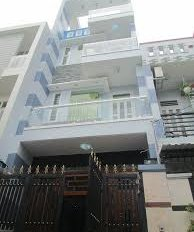 Cho thuê nhà mặt tiền Ngô Thị Thu Minh gần Lê Văn Sỹ: 4x20m. Nhà 3 lầu sân thượng