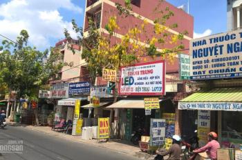 Mặt bằng kinh doanh đường Tân Sơn buôn bán tấp nập
