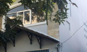 Bán gấp nhà mặt tiền đường Huỳnh Tấn Phát, Phú Thuận, Q.7, DT 20x72.5m, giá 163 triệu/m2