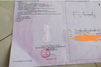 Cần bán gấp nhà đất khu 15 Long Đức, huyện Long Thành, tỉnh Đồng Nai