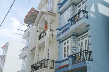 Bán nhà 1 trệt 2 lầu Trần Thị Hè, Hiệp Thành, Quận 12, DT sàn 57.2m2/3.5 tỷ LTL HXH. LH:0936014930