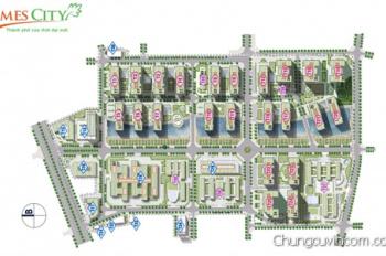 bán giá rẻ nhất thị trường_căn 2PN 80m2 hướng Nam view thoáng tòa T10 Times city giá 3,05 tỷ