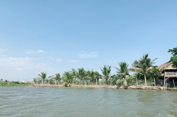 Đất nền thổ cư mặt tiền xã Phú Đông, Nhơn Trạch, Đồng Nai, 750tr/1000m2, SHR
