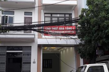 Cho thuê tầng 1 nhà mới xây 329 Chùa Thông, P. Sơn Lộc, thị xã Sơn Tây. DT 116m2
