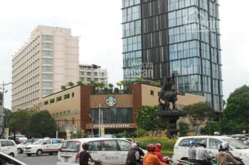 Bán nhà mặt phố đường Nguyễn Bình Khiêm quận 1, đường 2 chiều xe hơi, DT lớn GPXD 2 hầm 10 lầu