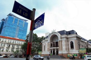 Bán căn đôi giá rẻ mặt tiền đường Lê Lai, phường Bến Thành, quận 1, alo làm việc chính chủ