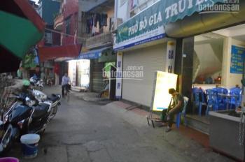 Chính chủ cần bán nhà 4T x 29m2, ngõ 252 Tây Sơn, vị trí thuận tiện giá 3 tỷ