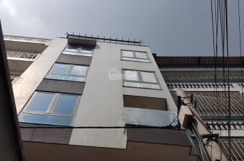 Bán nhà riêng sổ đỏ 52m2, mặt tiền 5.7m, nhà 5 tầng, trong ngõ 86 Âu Cơ, Tây Hồ, Hà Nội