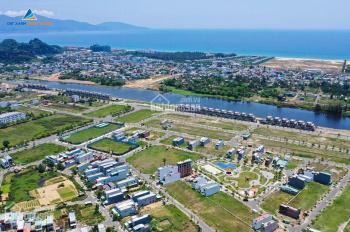 Bán đất biệt thự mặt tiền Đào Duy Tùng - Đà nẵng Pearl, đã có sổ, khu dân cư cao cấp, cách biển 1km