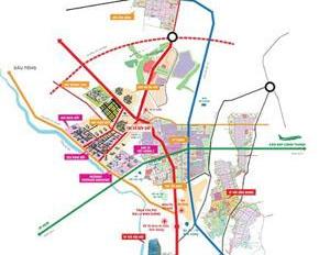 Chỉ 589 triệu sở hữu ngay 1 nền Hưng Thịnh Golden Land tại trung tâm thị xã Bến Cát, Bình Dương
