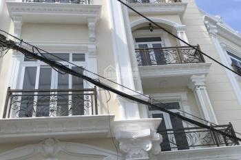 Nhà bán gấp 1/ đường Lê Đức Thọ, p16, Quận Gò Vấp, DT: 6,5x7m đúc 3,5T, hẻm xe hơi. Giá 3,85 tỷ