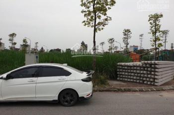 Bán đất đấu giá Phú Lương 2 75m2, MT 9m, lô góc 3 mặt thoáng, ngã tư