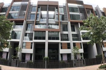 Cần cho thuê gấp nhà phố D2eight -Capitaland, Quận 2,1 hầm + 1 trệt + 1 lửng + 4 lầu +1 sân thượng