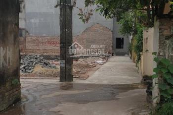 Bán đất Đặng Xá, Gia Lâm, Hà Nội, 44m2 ô tô đỗ cửa