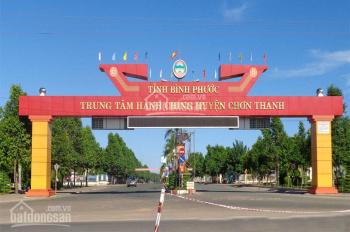 Bán đất tái định cư Becamex Chơn Thành Bình Phước sát trục chính D1, giá rẻ, pháp lý rõ ràng an tâm