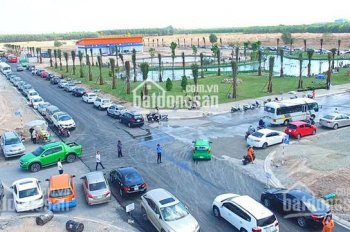 Bán đất Mega City 2, mặt tiền đường 25C kết nối sân bay Long Thành, giá chỉ 750 triệu/nền