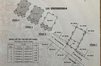 Tôi cần bán nhà 8A Thái Văn Lung, trệt 3 lầu, gần Nhà Hát Lớn, Vincom Đồng Khởi, hình ảnh thật