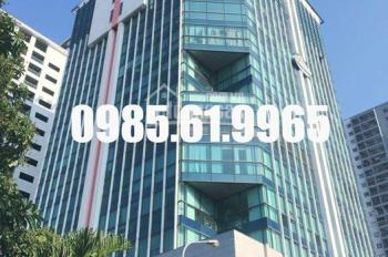 Cho thuê văn phòng tòa nhà Lilama 10 giá chỉ 186 nghìn/m2/th địa chỉ Tố Hữu, Nam Từ Liêm, Hà Nội