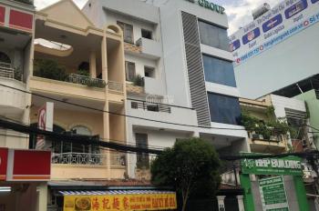 Cho thuê nhà nguyên căn mặt tiền đường Ngô Quyền, Q.10. DT: 4x12m, 4 tầng, LH 0906344496