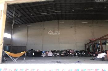 Công ty cần cho thuê nhà xưởng trống tại mặt tiền Quốc Lộ 1A ngay chợ Bình Chánh, LH: 0938.339.313