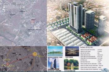 Cho thuê 135m2 sàn kiot thương mại CT4 Vimeco Trần Duy Hưng. Vị trí kinh doanh siêu đẹp