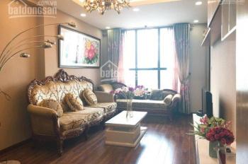 Bán căn hộ liền kề Quận 1 đã có sổ hồng, 112m2 giá 7tỷ300 3PN 3WC, dự án ICON 56, LH 0917 688 938