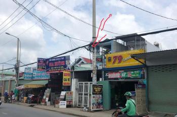 Bán nhà MT Võ Văn Vân 4x40m = 160m2, sổ hồng thổ cư 128m2. Nhà 2.5 tấm