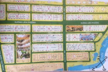 Bán gấp mặt tiền liên phường 30m dự án Sở Văn Hóa Thông Tin Quận 9 giá 92tr/m2, liên hệ 0903382786