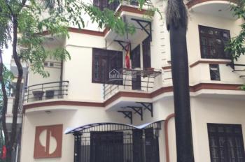 Cho thuê nhà liền kề Trung Yên 9, diện tích 80m2, 4 tầng, căn góc tiện làm cafe văn phòng, spa