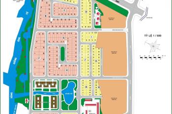 Bán đất Đông Thủ Thiêm, Bình Trưng Đông, Q2. 5x22m=110m2 đường 12m, ĐN, 64tr/m2, 0902759799 Anh Trí