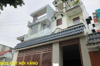 Cần bán căn nhà 1 trệt 4 lầu DT 197m2, giá 16 tỷ MT số phường Cát Lái, quận 2