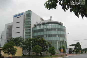 Cho thuê văn phòng hạng A mặt bằng building lớn - quận 12