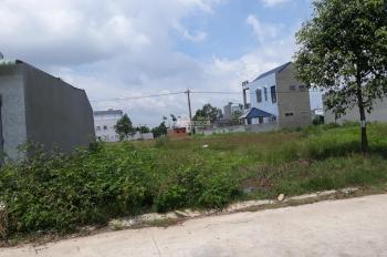 Đất nền thổ cư - sổ hồng riêng, vị trí đẹp dân đông kề chợ, trường học và bệnh viện giá chỉ 4tr/m2