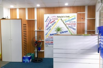 Cho thuê văn phòng 135m2 và 82m2, quận Hoàn Kiếm, phố Trần Quốc Toản