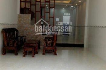 Cho thuê nguyên căn đường số P.Tân Quy, DT 4x18m - trệt 3 lầu giá 17tr/th - LH: 0914.020.039