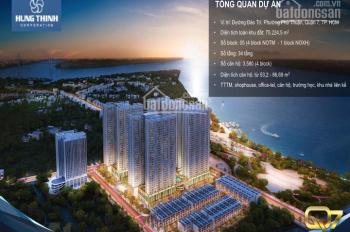 Cần bán gấp căn hộ Q7 Sài Gòn Riverside 53m2 giá 1,5 tỷ, 67m2 giá bán 1,7 tỷ - LH 0934868218