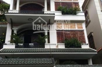Cho thuê nhà nguyên căn hẻm xe hơi 80 Nguyễn Trãi gần Trần Bình Trọng