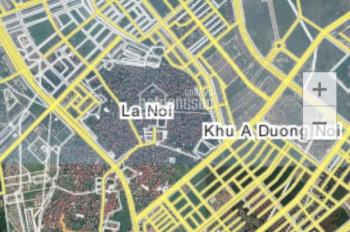 Bán nhà đường Ỷ La, Dương Nội, Hà Đông, liên hệ 0902087895