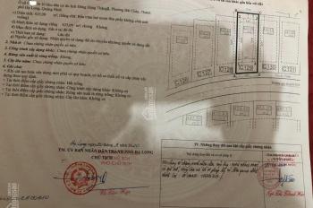 Cần bán gấp đất đẹp lô 10 khu dân cư du lịch Đông Hùng Thắng II, Phường Bãi Cháy, TP. Hạ Long, QN