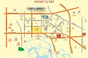 Bán đất nền dự án mặt tiền QL 51, TP Bà Rịa, sổ hồng riêng, hotline PKD: 0906 314 945 (Zalo, Viber)
