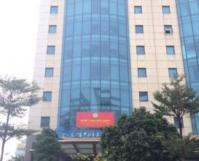 Cho thuê văn phòng tòa nhà Lucky Trần Thái Tông, giá thuê 270.000đ/m2/th. LH 0986 085 436