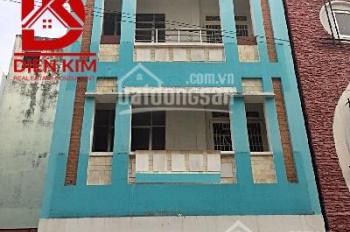 Cho thuê nhà mặt tiền đường Đồng Đen quận Tân Bình 4,5x17m 1 trệt 2 lầu