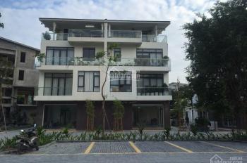 Bán nhà phố góc Ecorivers Hải Dương, 239m2, XD 7.5x20m mặt đường 24m, KD tốt, 32,5tr/m2, 0969648158